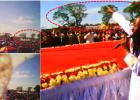 Hän profetoi Jumalan näkyvän kirkkauden tulevan Taivaasta ja tämä tapahtui! Kisumu, Kenia 31.12.2012